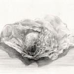 透明な素材の描き方。素材の特徴に迫って描く。