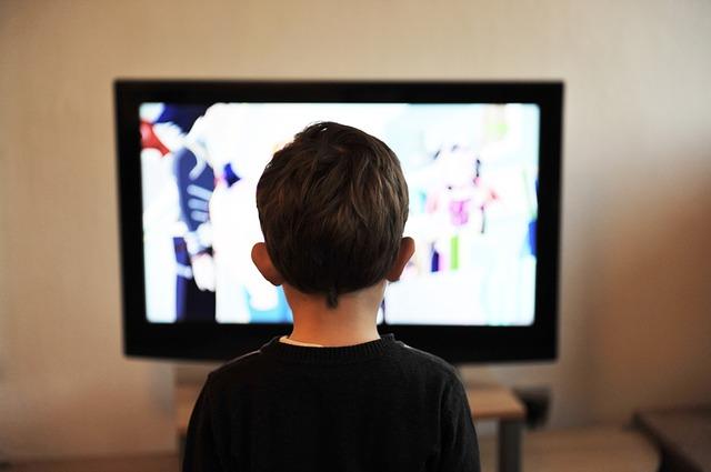 子供 テレビ