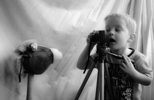 男の子 カメラ